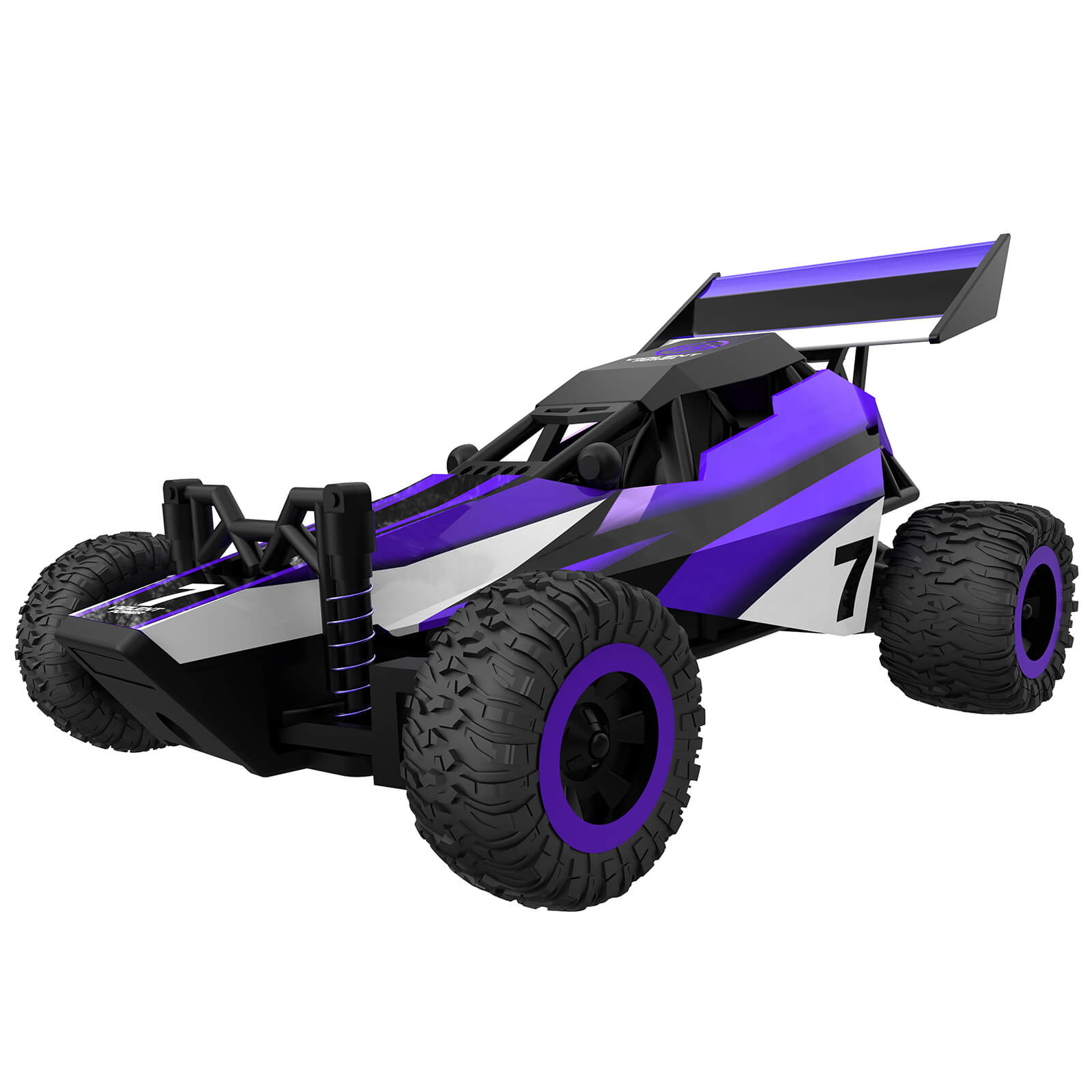 RED5 Mini Power Buggy - Purple/Black