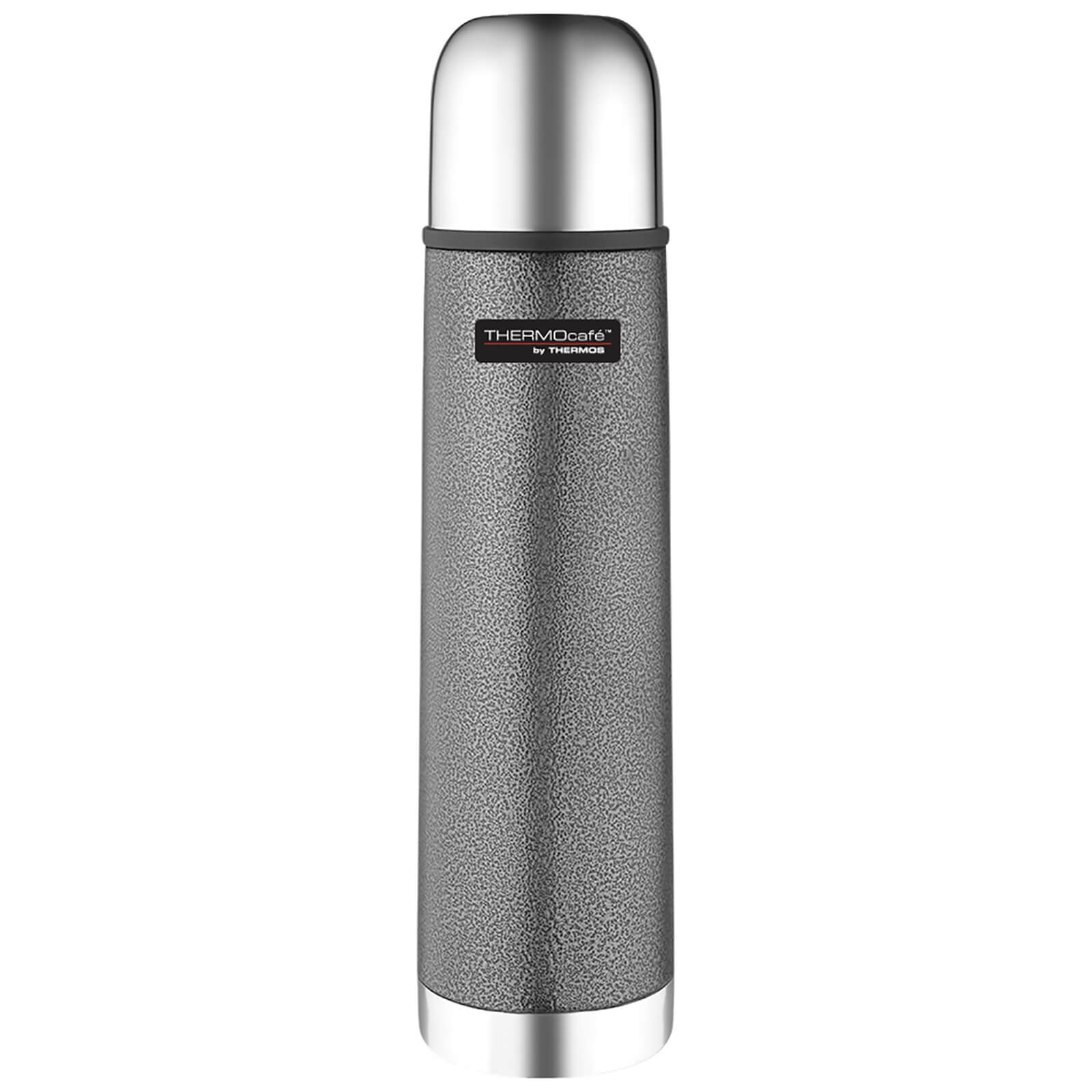 500 ml Hammertone Grey Thermos ThermoCaf/é Stainless Steel Flask