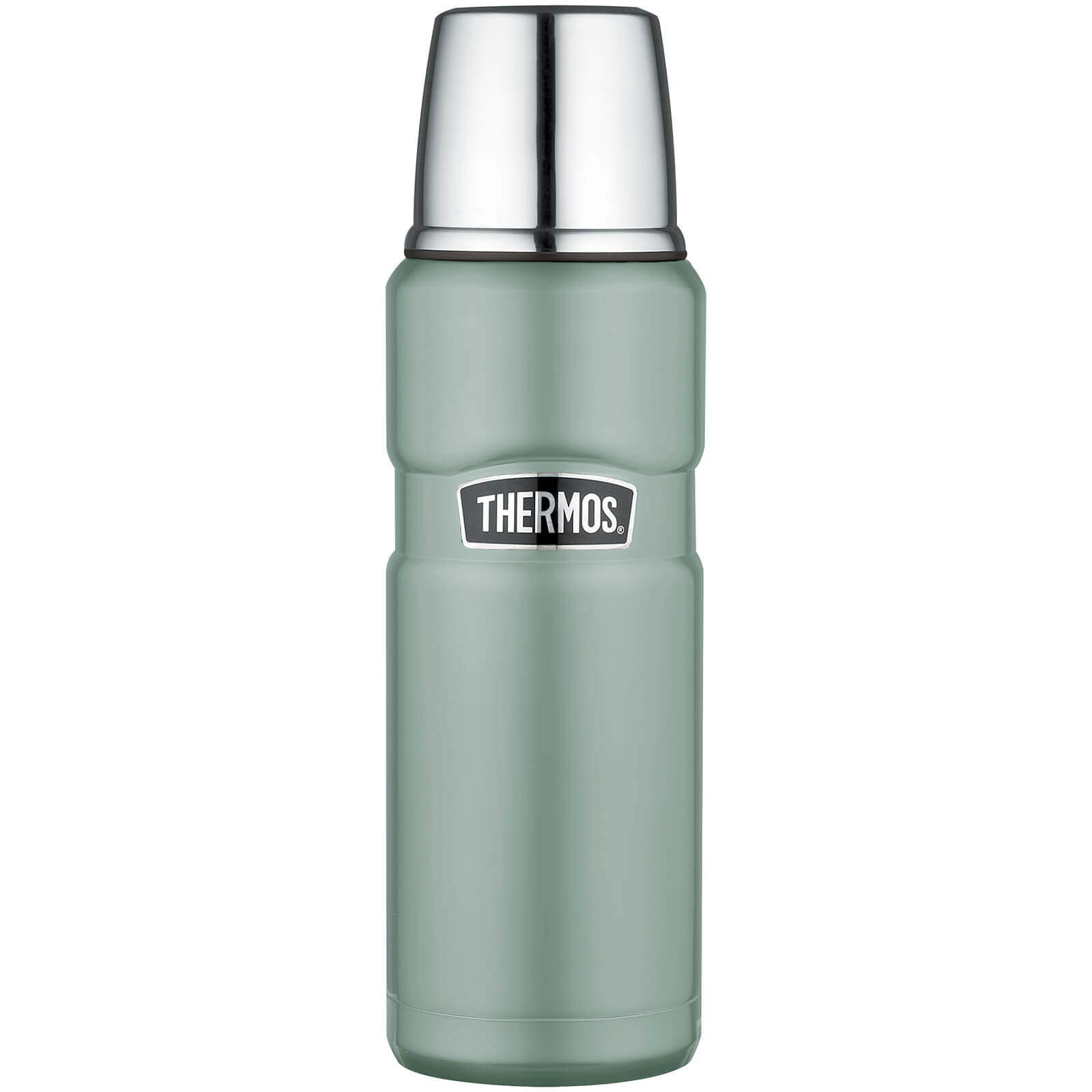 Thermos Stainless King Flask - Duck Egg 470ml
