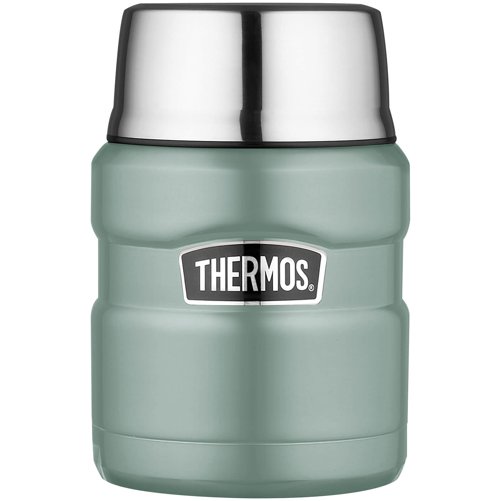 Thermos Stainless King Food Flask - Duck Egg 470ml