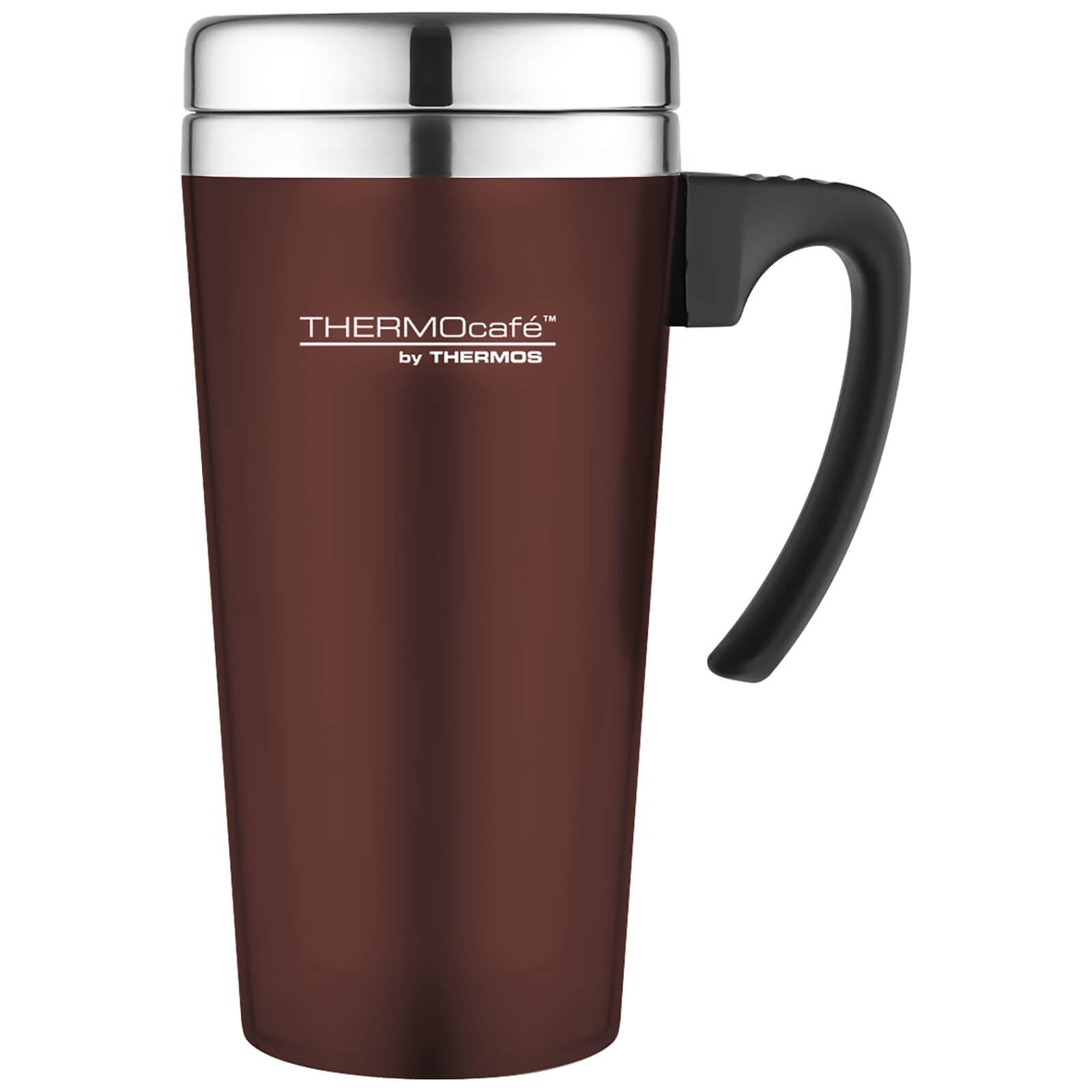 Touch Paprika Thermos 420ml Thermocafe Soft Travel Mug YWEDH29eI