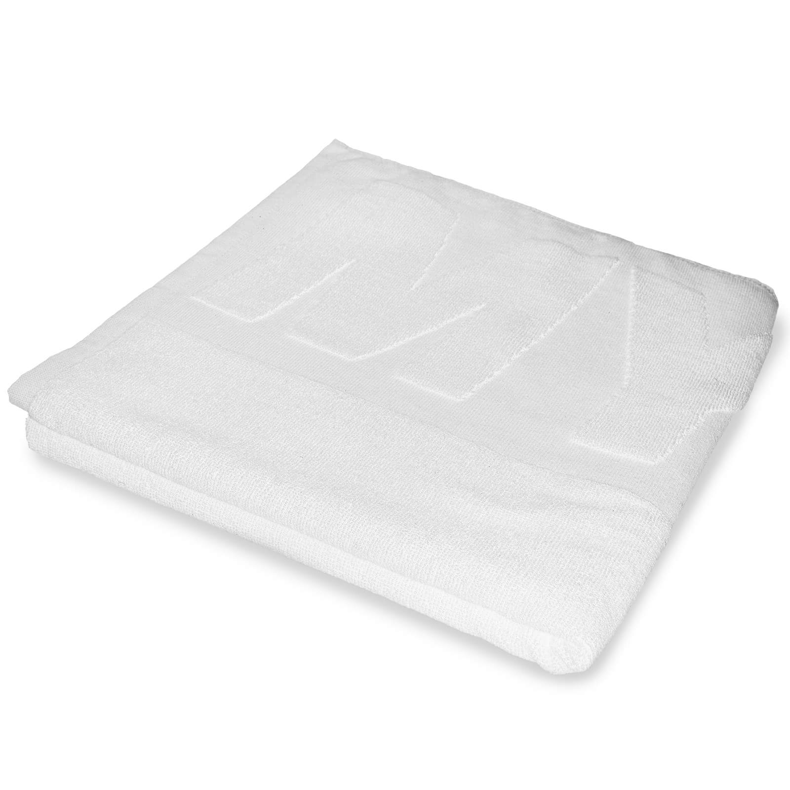 Large Towel – White