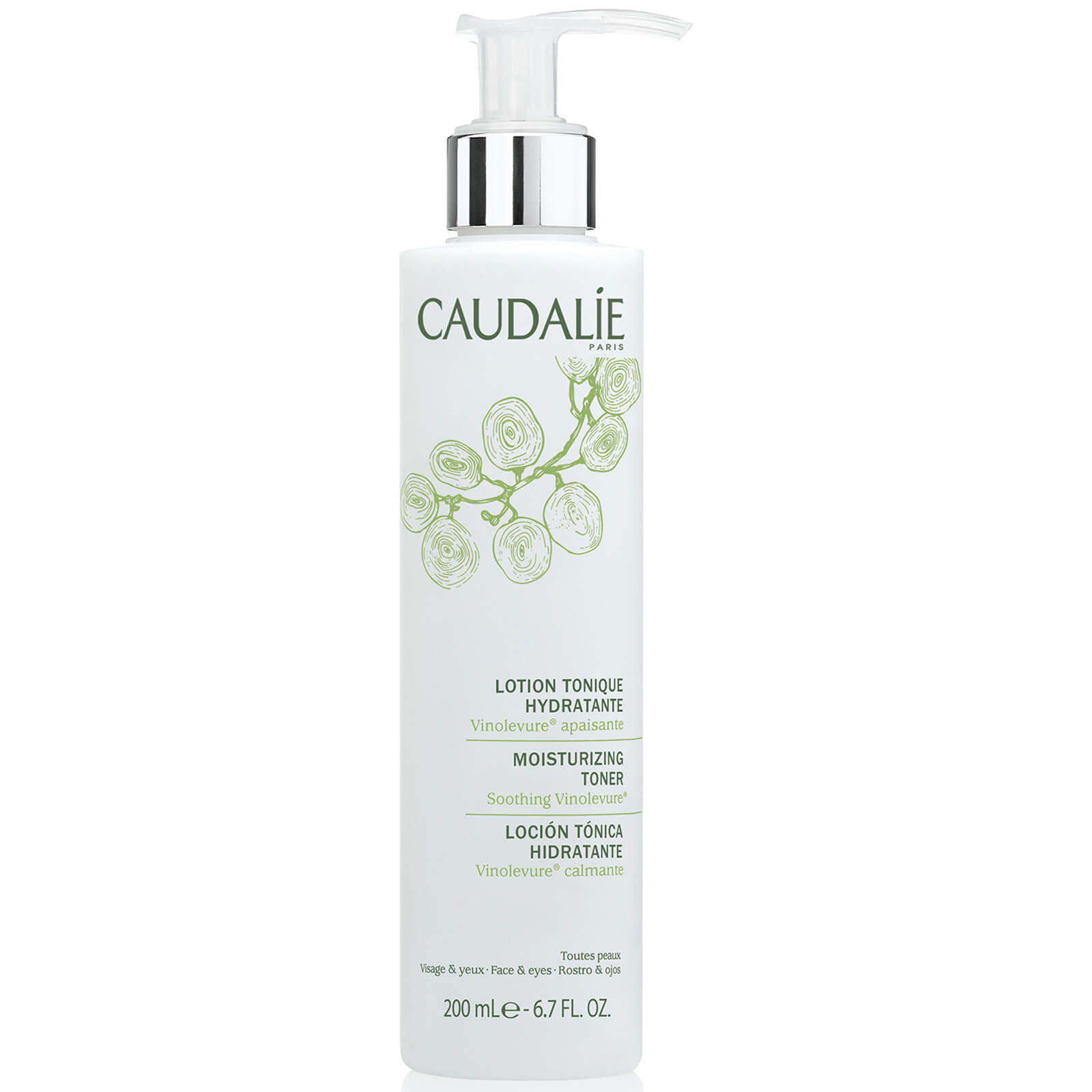 Caudalie Moisturizing Toner 200ml Free Delivery Hydrating 150ml Description