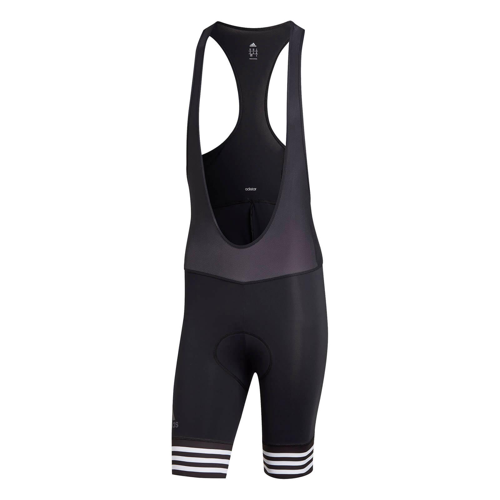 d6515e0b46a adidas Men s Adistar Bib Shorts - Black