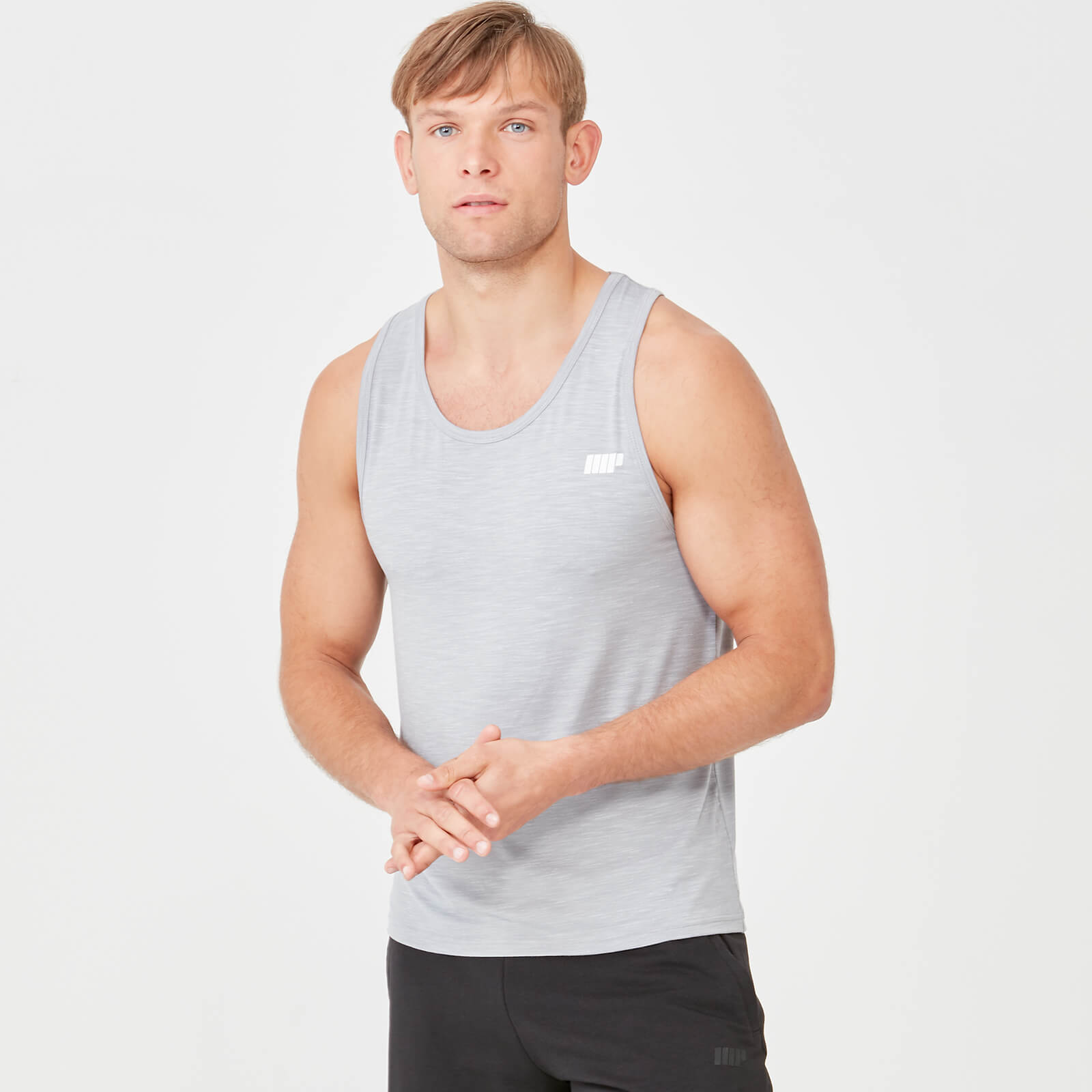 Performance Tank Top - Silver - XS