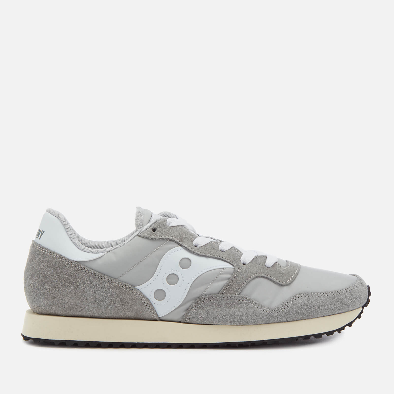 46997a0691 Saucony Men's DXN Vintage Trainers - Grey/White