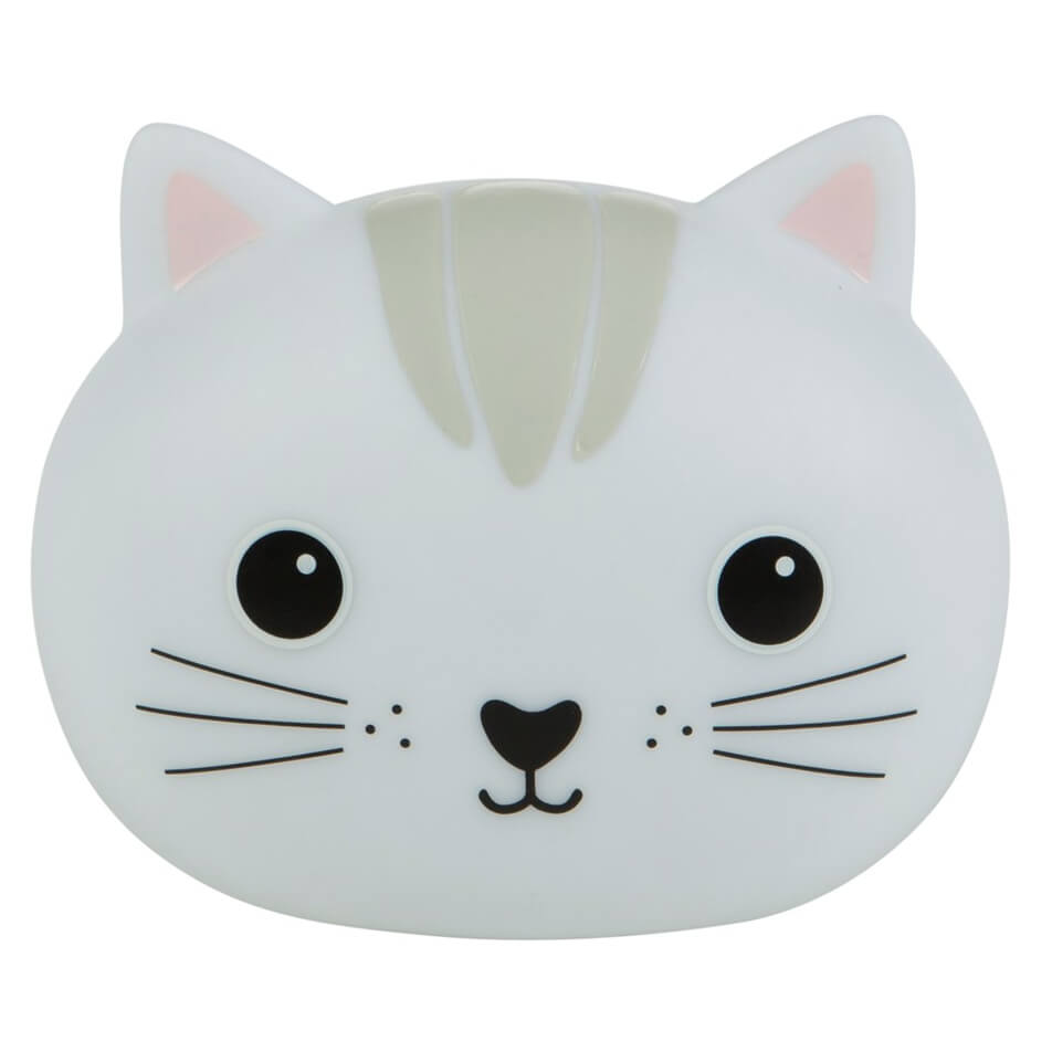 Sass & Belle Nori Cat Kawaii Friends Night Light