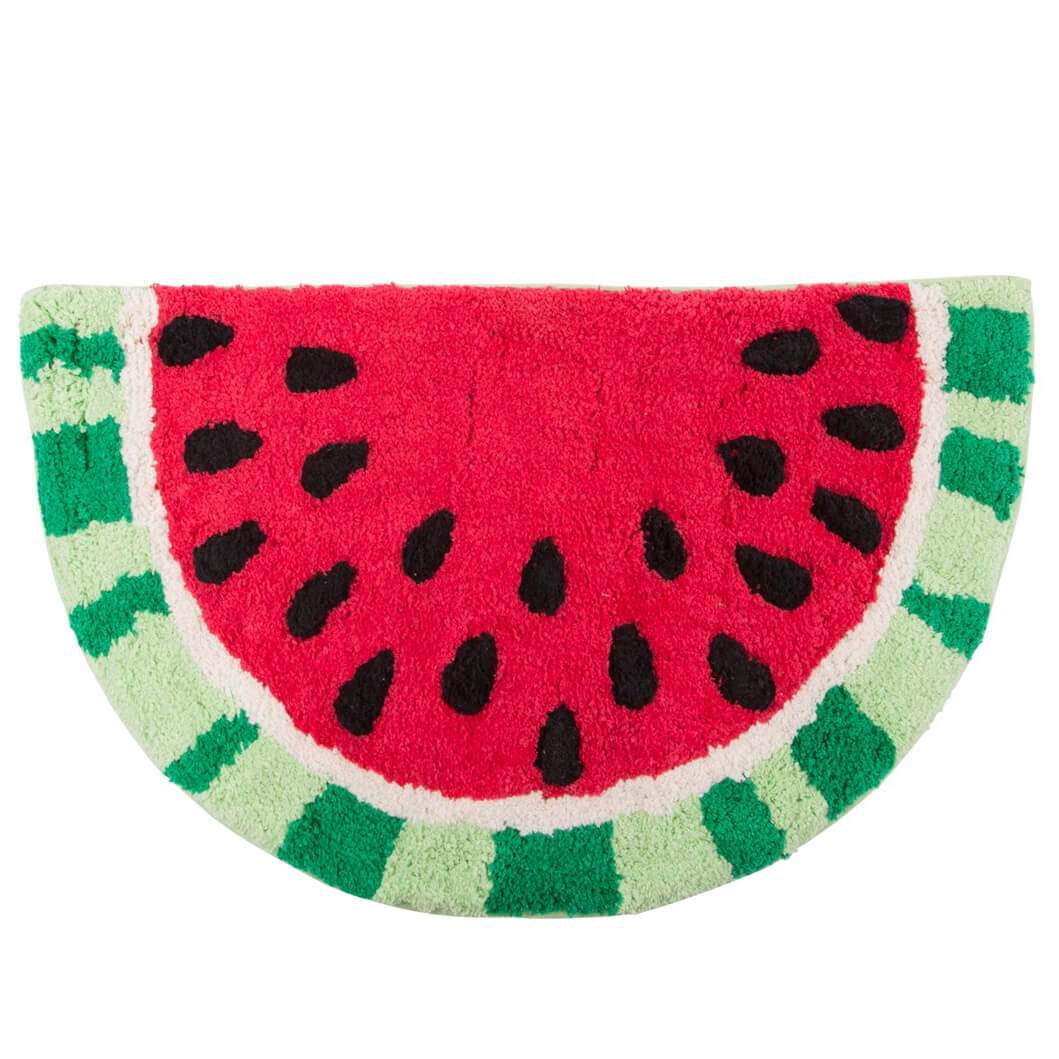 Sass & Belle Tropical Watermelon Rug