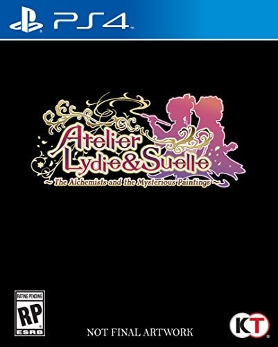 Atelier Lydie & Suelle: The Alchemist & The Myster
