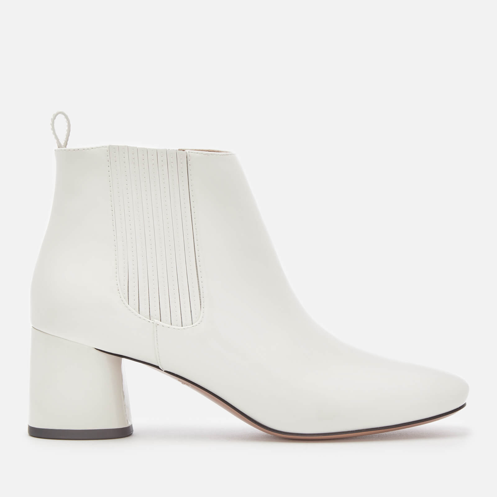 c15d54aac1ad Marc Jacobs Women s Rocket Chelsea Boots - White - Free UK Delivery over £50