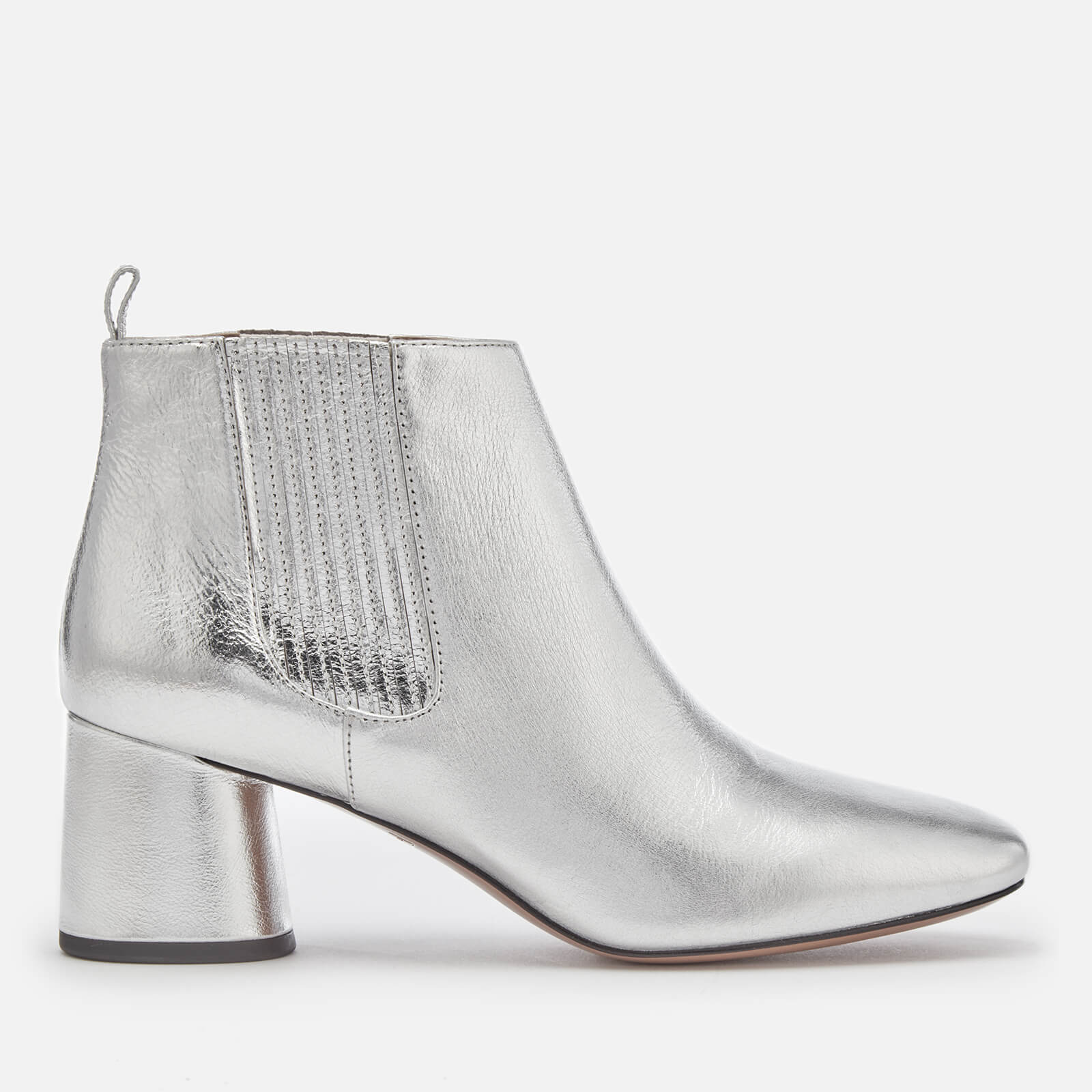 82d69872e7ae Marc Jacobs Women s Rocket Chelsea Boots - Silver - Free UK Delivery over  £50