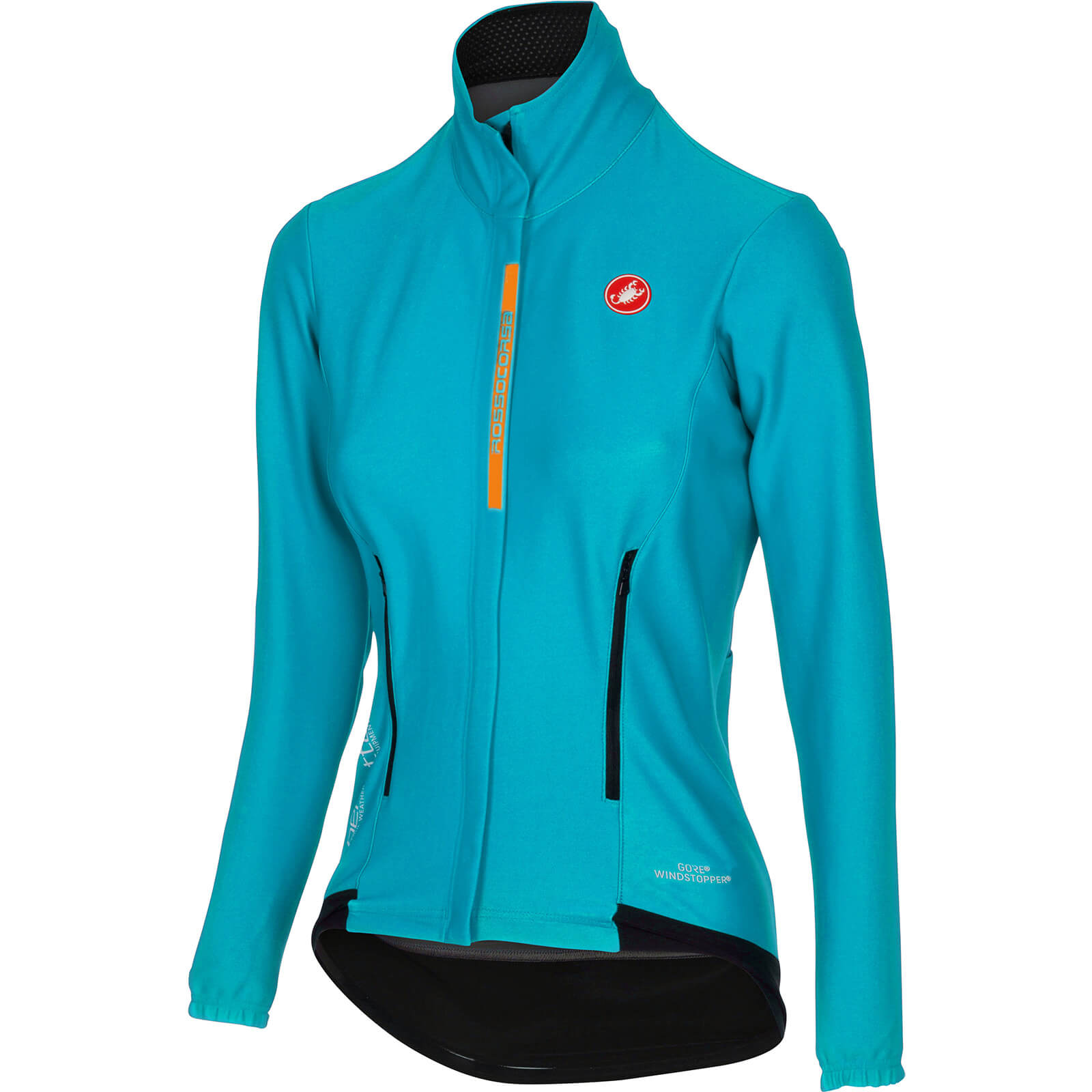 Castelli Women s Perfetto Long Sleeve Jersey - Sky Blue  1042398b6