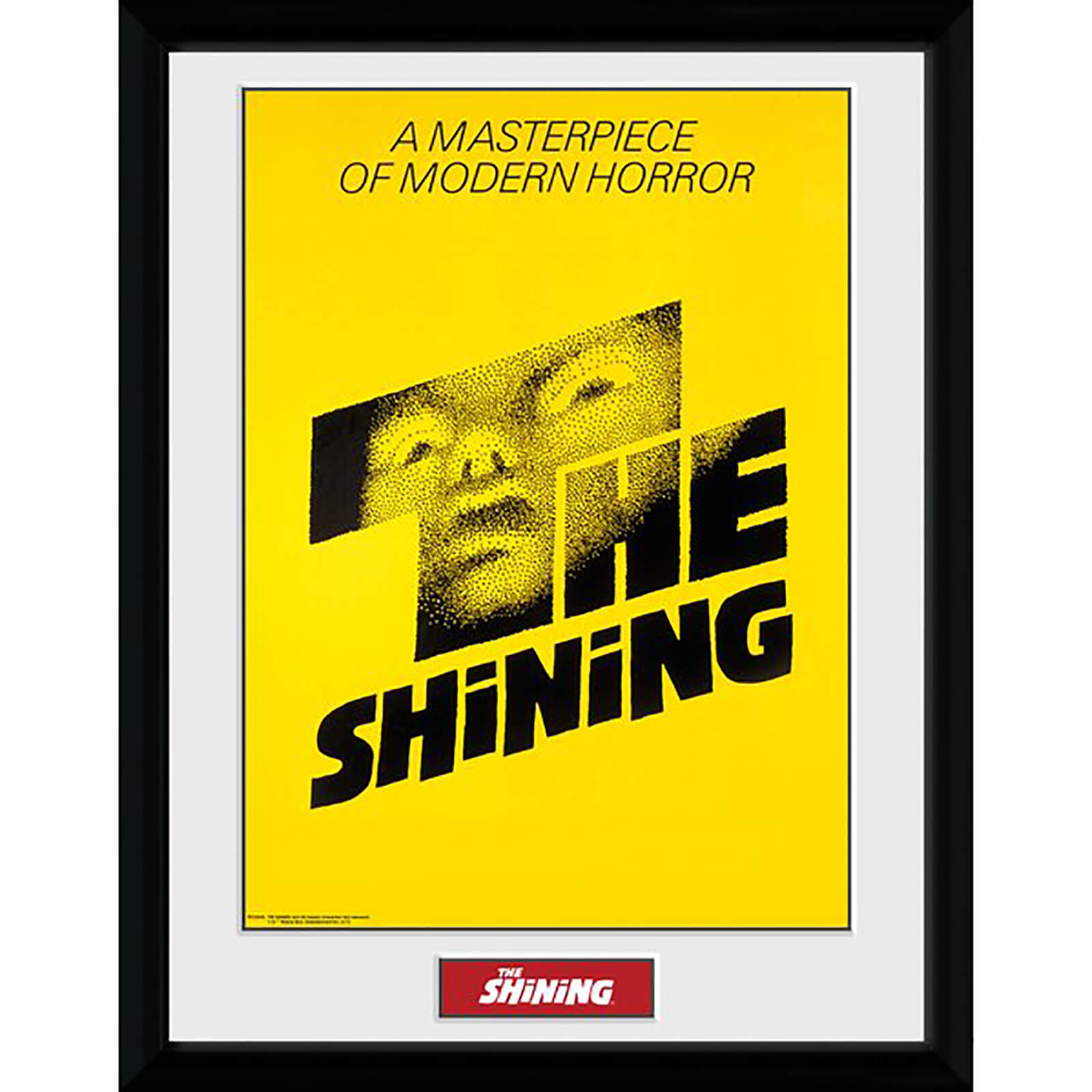 The Shining The Shining Framed Photograph 12 x 16 Inch