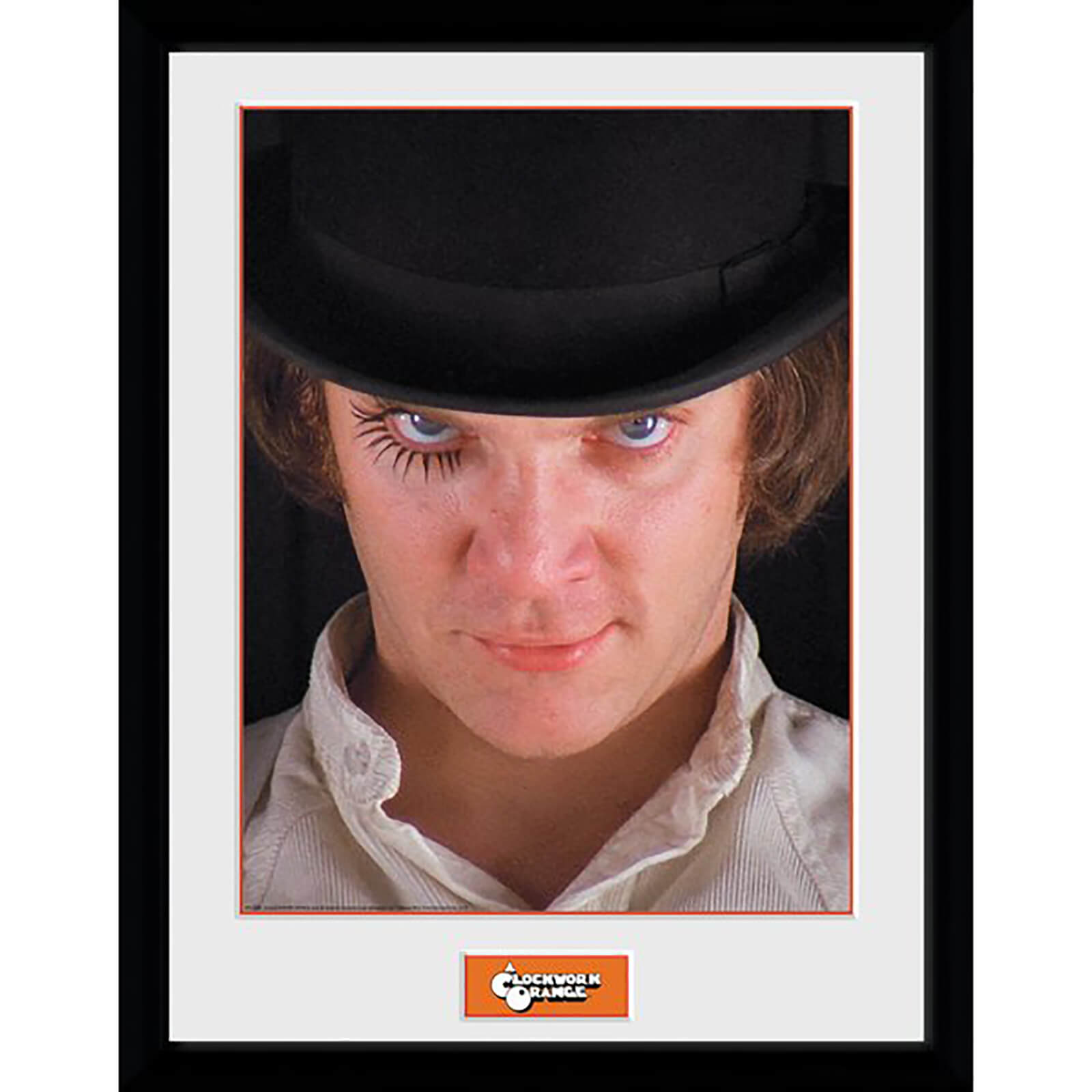Clockwork Orange Alex Framed Photograph 12 x 16 Inch