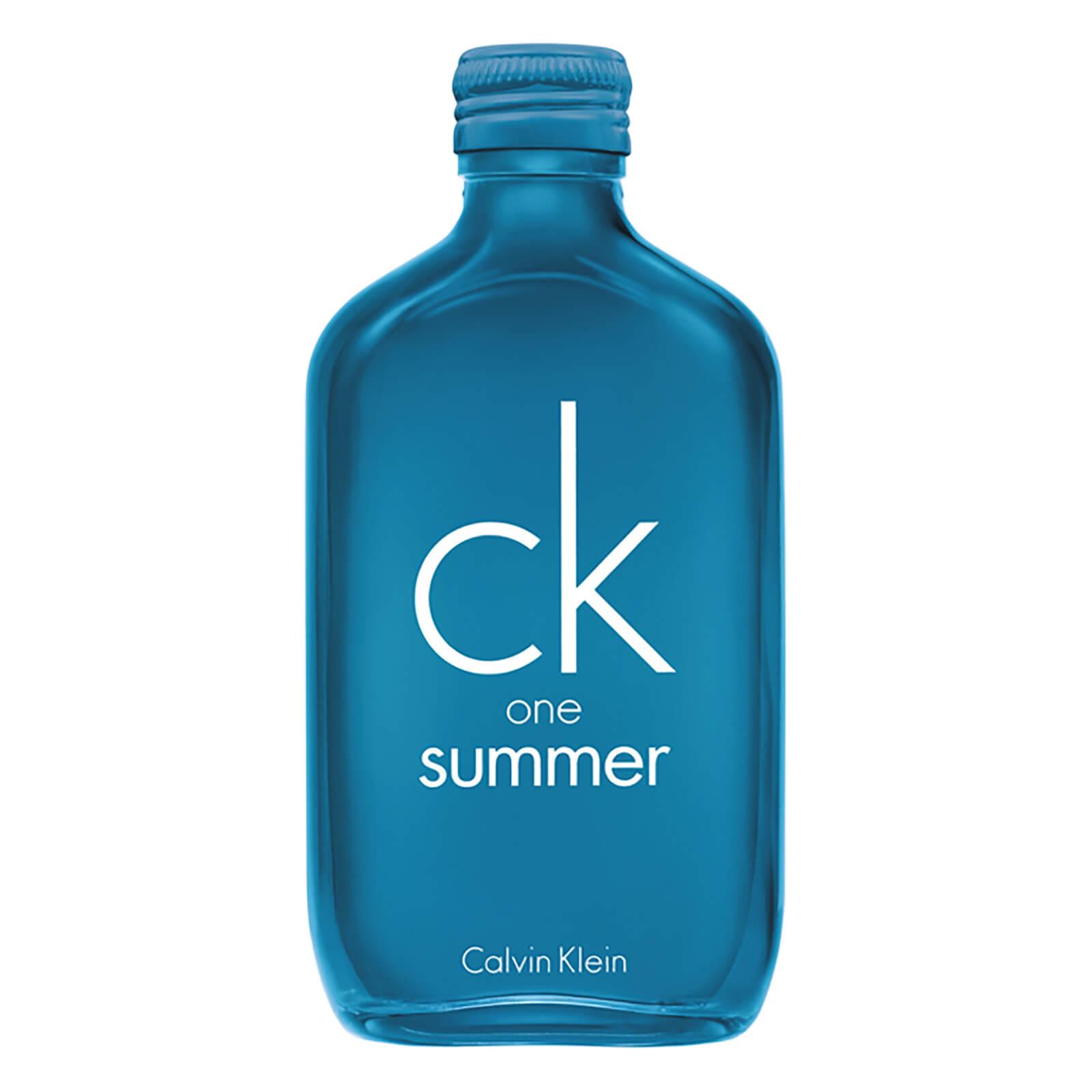 26440e99e4645 Calvin Klein CK One Summer Eau de Toilette 100ml   Free Shipping    Lookfantastic