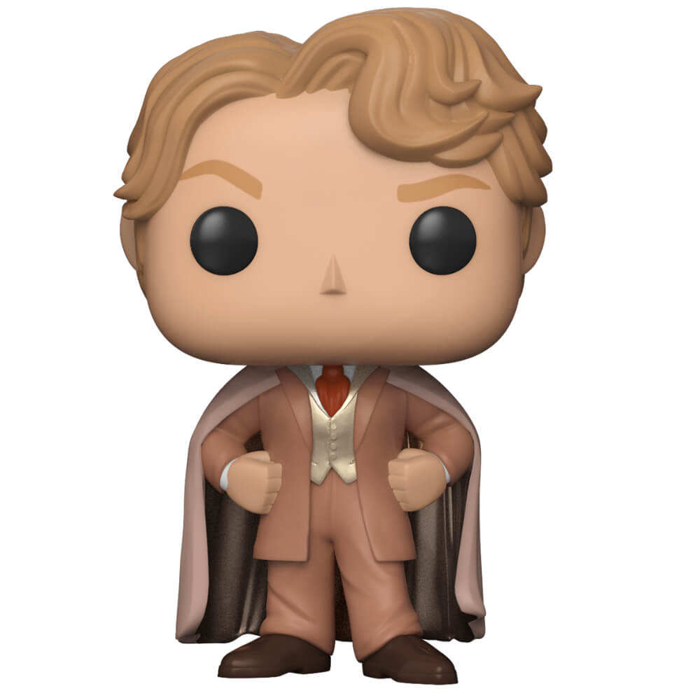 Harry Potter Gilderoy Lockhart Pop! Vinyl Figure