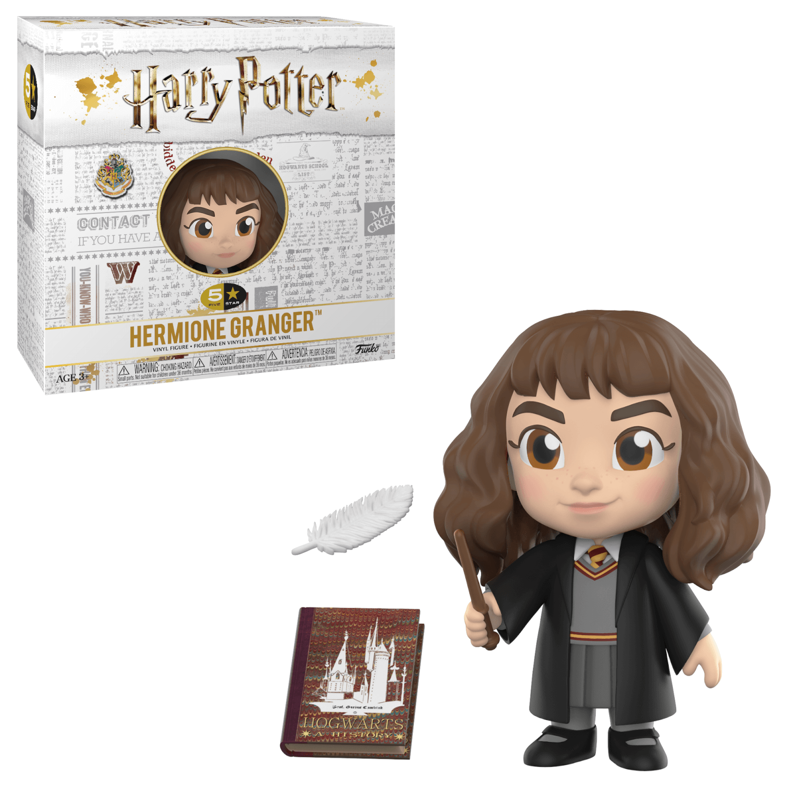 5 Star Harry Potter Hermione Granger Vinyl Figure