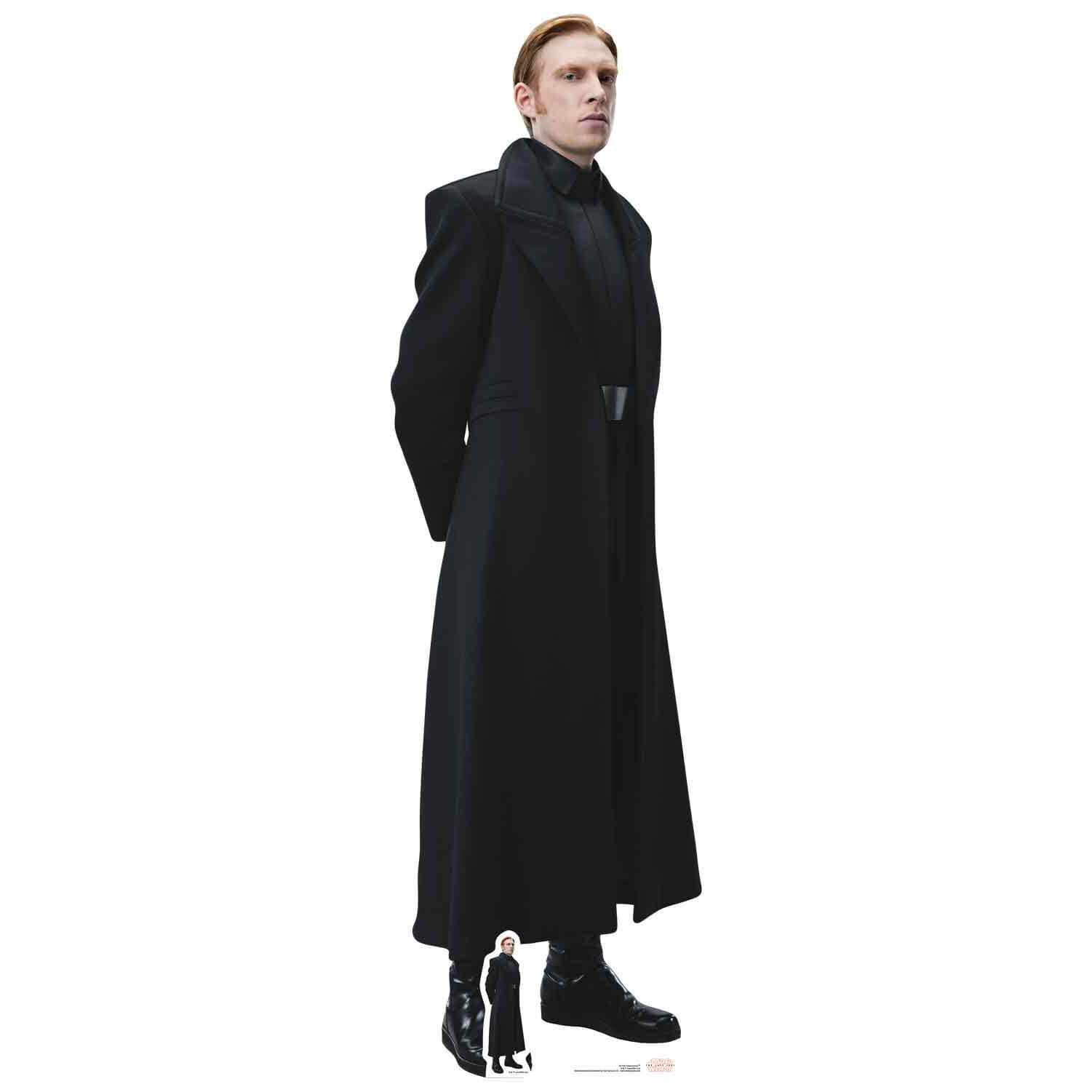 Star Wars: The Last Jedi General Hux Life-Size Cut Out