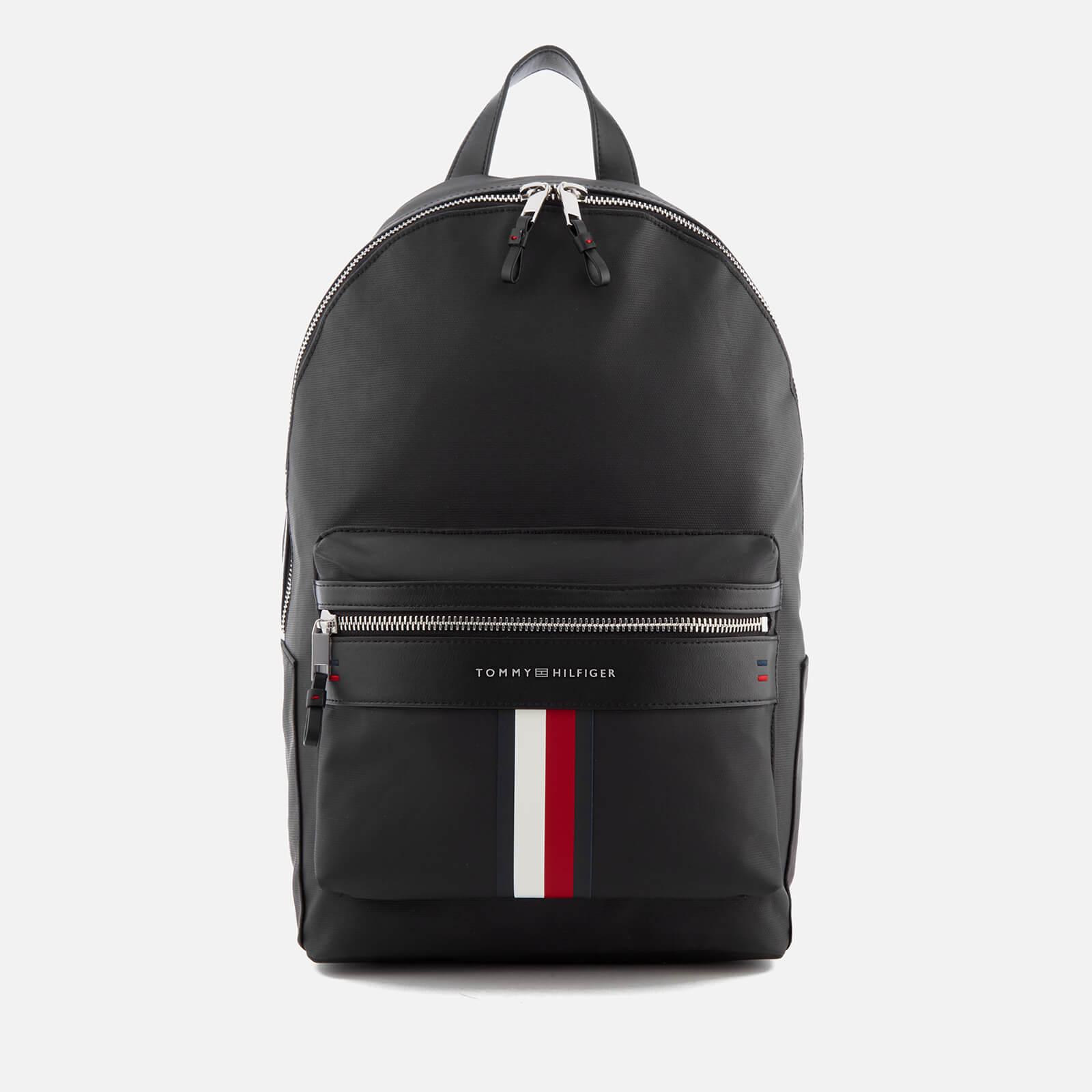 4e6353601 Tommy Hilfiger Men's Elevated Backpack - Black Clothing | TheHut.com