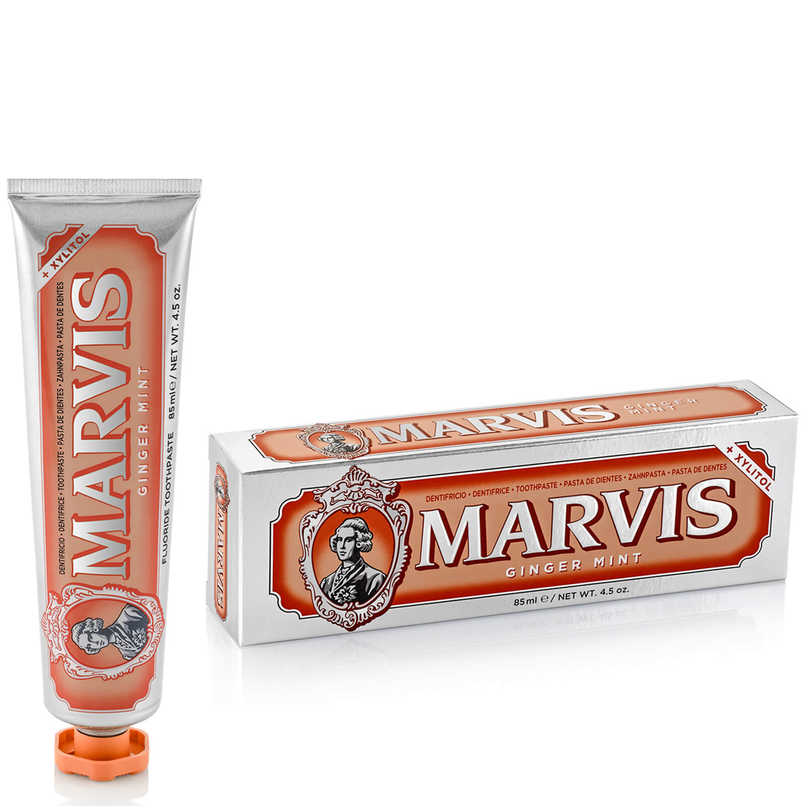 Marvis Ginger Mint Toothpaste 85ml Beautyexpert Iron Man Repulsor Fx Circuit V24 Light Sound Effects For Your
