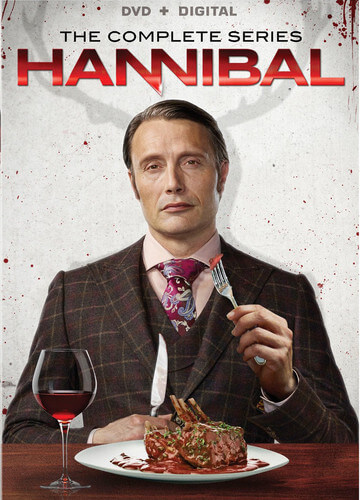 Hannibal: The Complete Season 1-3 Bundle