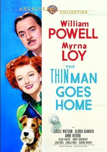 Thin Man Goes Home (1944)