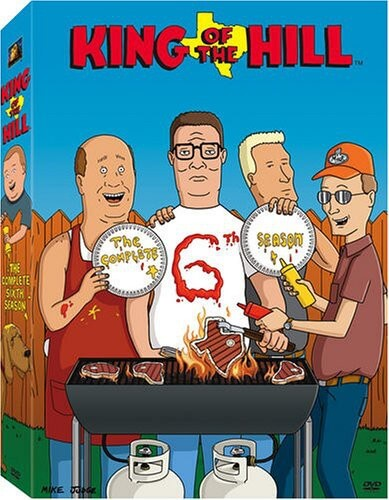 King Of The Hill: Complete Season 6