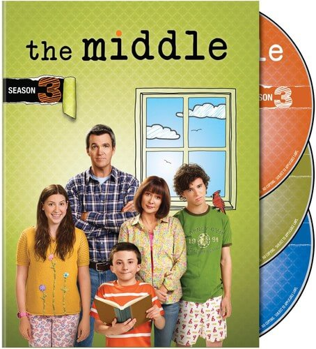 Middle: Complete Third Season