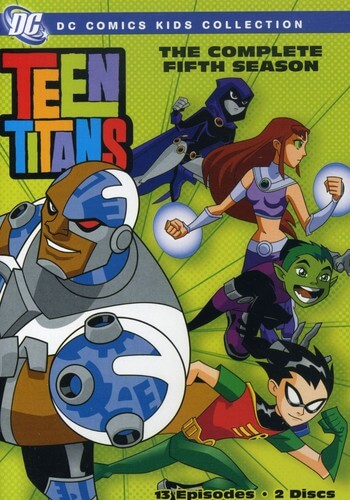 Teen Titans: Complete Fifth Season