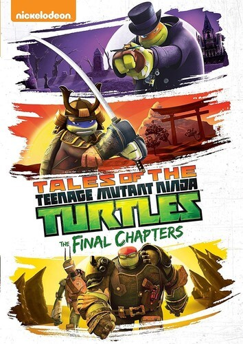 Tales Of The Teenage Mutant Ninja Turtles: Final