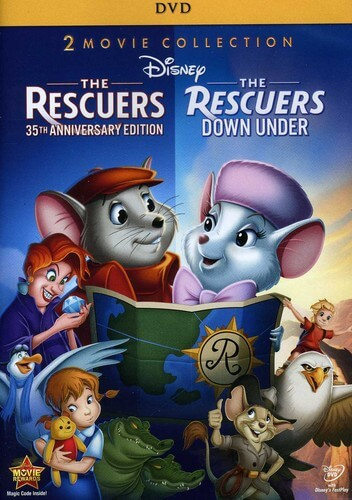 Rescuers 35Th Anniversary Edition & Rescuers Down