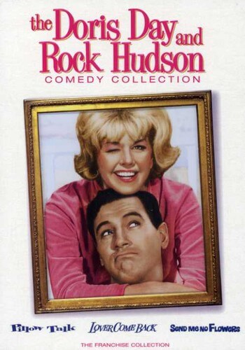 Doris Day & Rock Hudson Comedy Collection