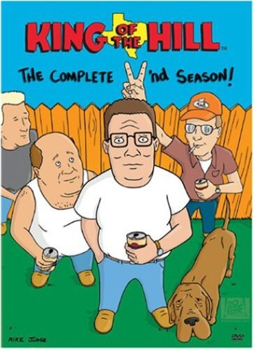 King Of The Hill: Complete Season 2