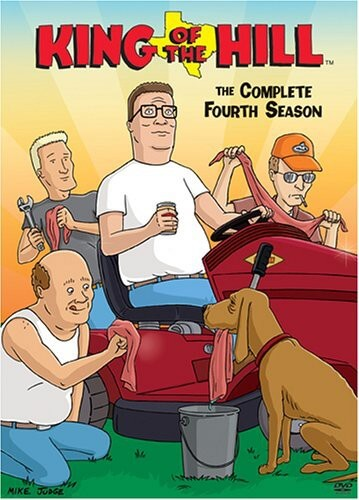 King Of The Hill: Complete Season 4