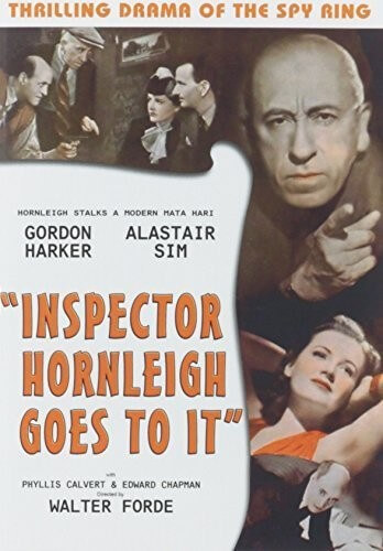 Inspector Hornleigh Goes To