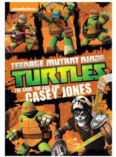 Teenage Mutant Ninja Turtles: Good The Bad The