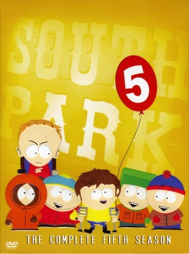 South Park: Complete Fifth Season