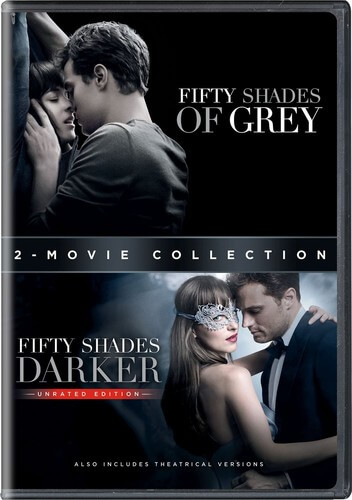 Fifty Shades: 2-Movie Collection