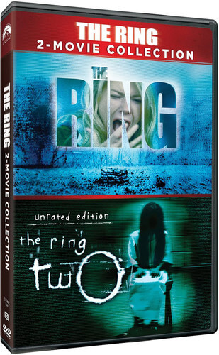 Ring/Ring Two Movie Collection
