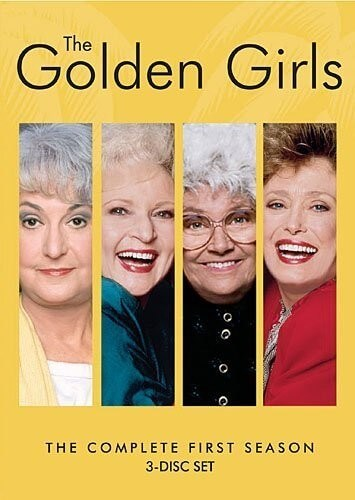 Golden Girls: Complete First Season