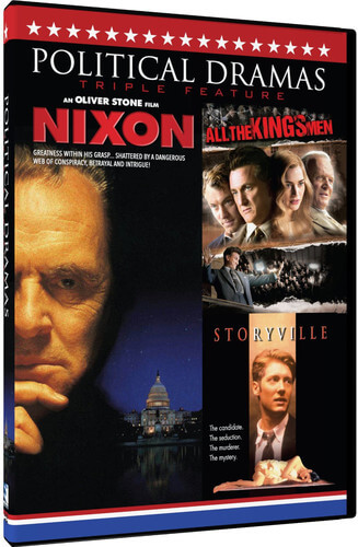 Political Dramas: Nixon/All The King