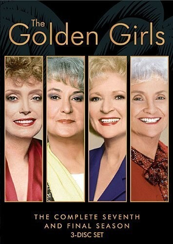 Golden Girls: Complete Seventh Season
