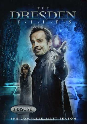Dresden Files: Complete First Season