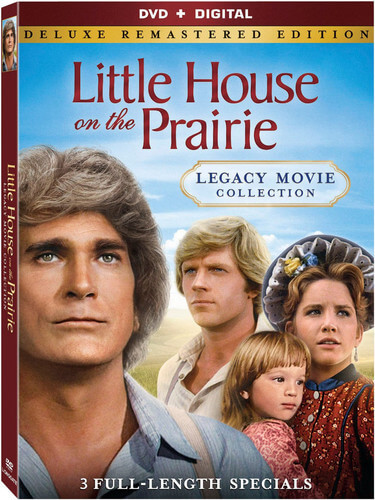 Little House On The Prairie: Legacy Movie Coll