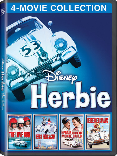 Disney Herbie: 4-Movie Collection