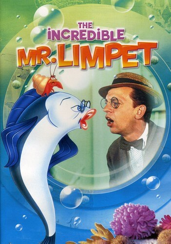 Incredible Mr Limpet