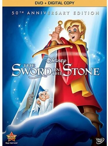 Sword In The Stone 50th Anniversary Edition