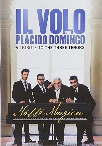 Notte Magica: Tribute To Three Tenors (Live)