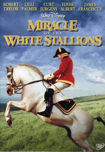 Miracle Of White Stallions