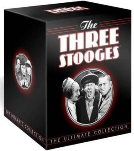 Three Stooges: Ultimate Collection